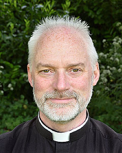 New Team Rector of the Clarendon Benefice