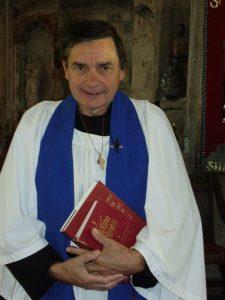 David Depledge Licensed Lay Minister