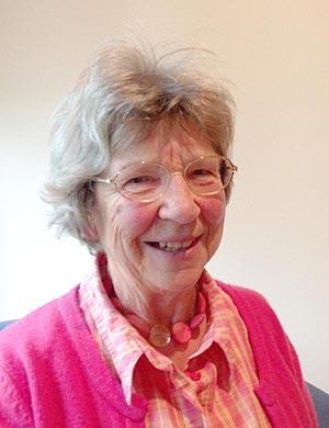 Elizabeth PrestonChurchwarden St Johns