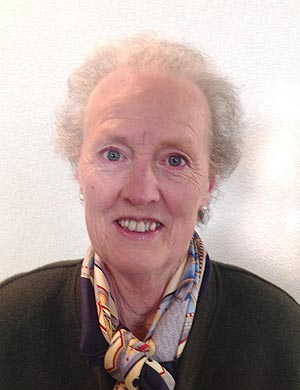 Jane BainsSacristan