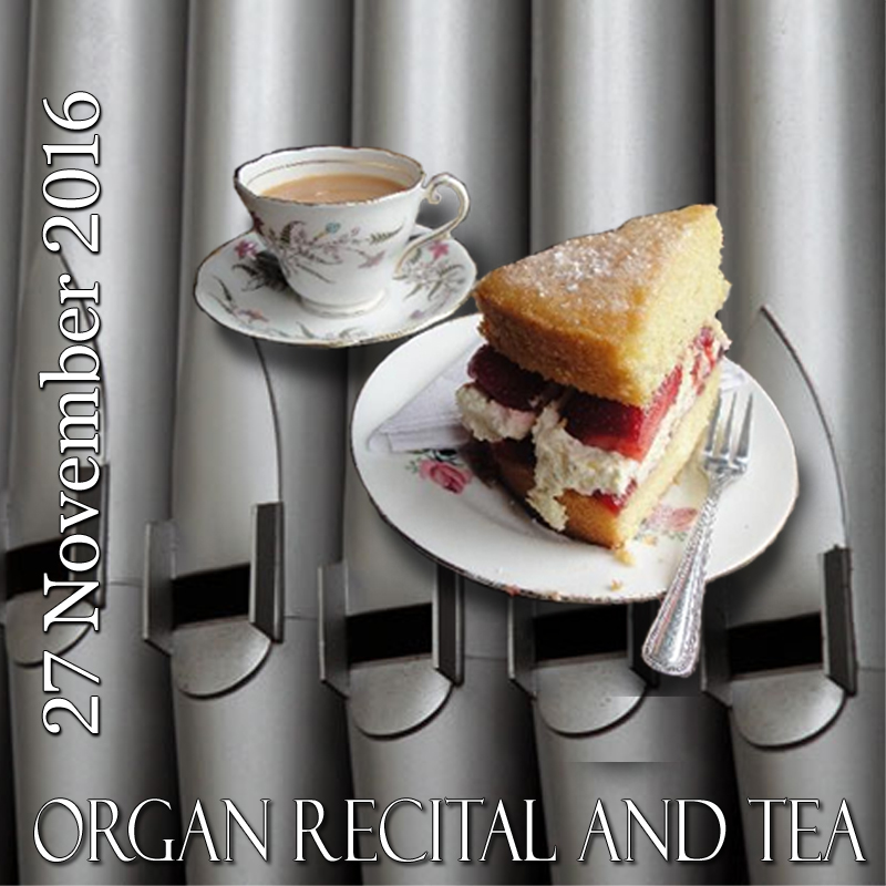 Organ Concert and Tea for Advent