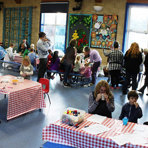 Messy Church October 2016