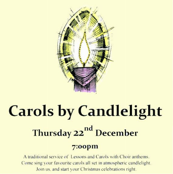 St James – Carols by Candlelight