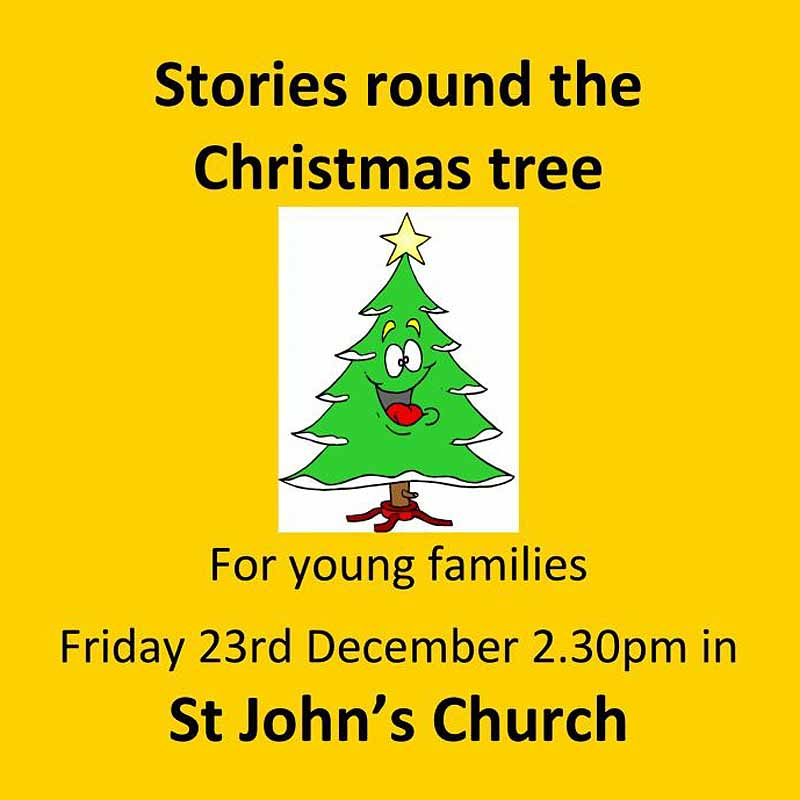 Stories round the Christmas Tree
