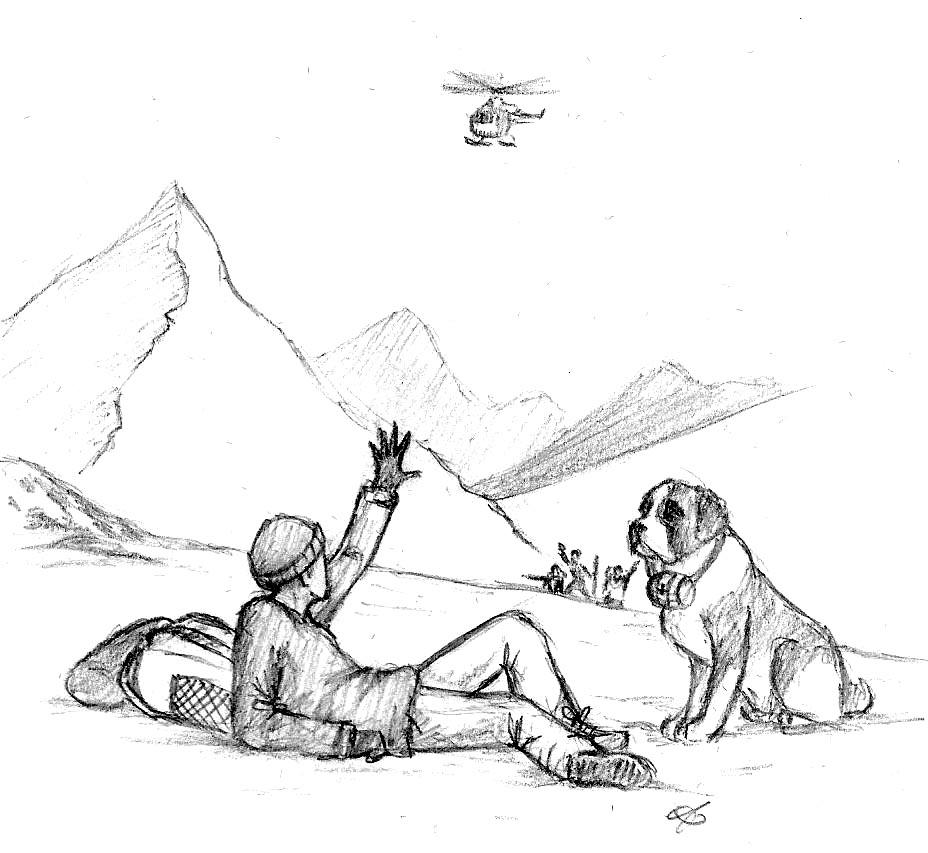 Pilgrim Service: Search and Rescue