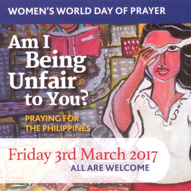 Women's World Day of Prayer 2017