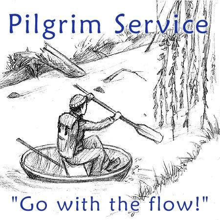 Pilgrim Service: Go with the Flow