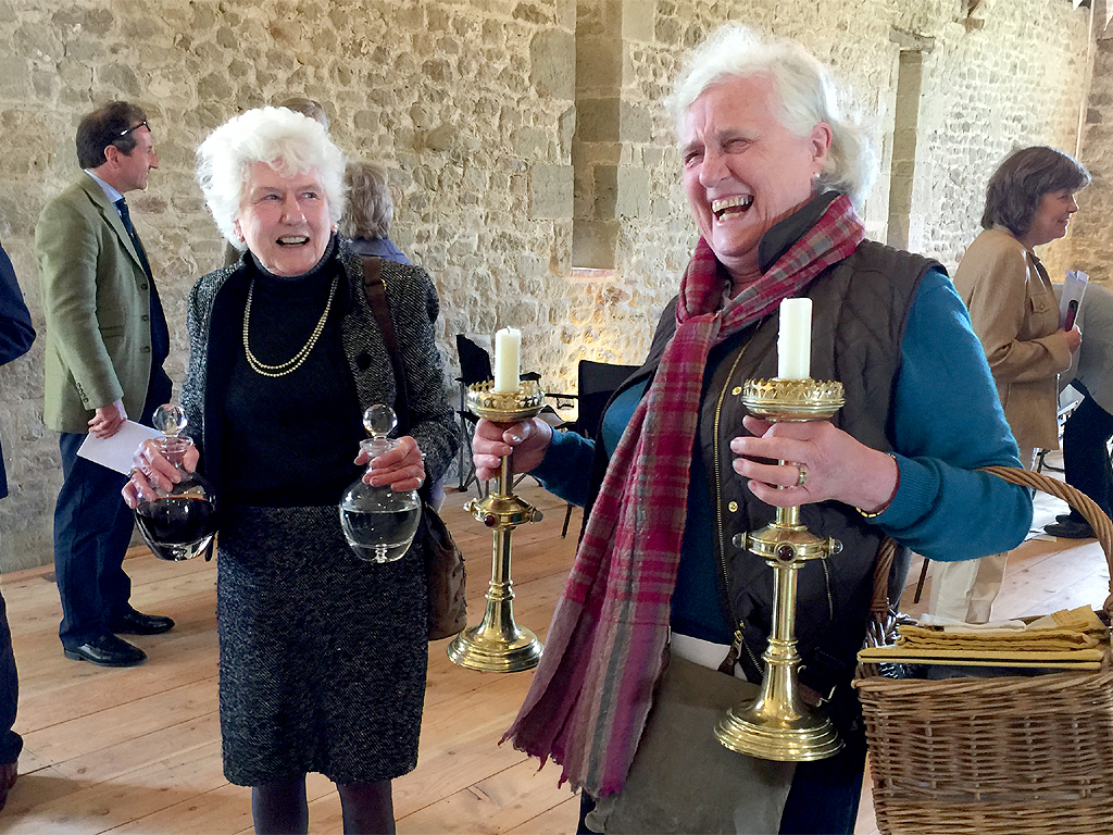 Joyous Rogation at Melbury Abbas