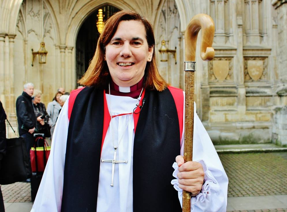 Beyond Rubies – Bishop Karen to lead a celebration service at St Peter's, Sunday 2nd July 3pm