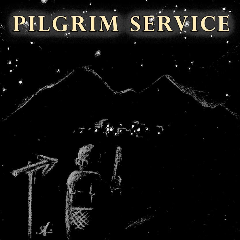Pilgrim Service: Travelling Blind