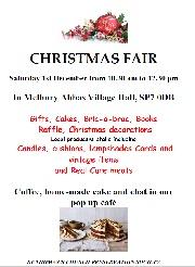 Melbury Abbas Christmas Fair