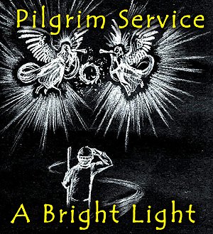 Pilgrim Service: A Bright Light