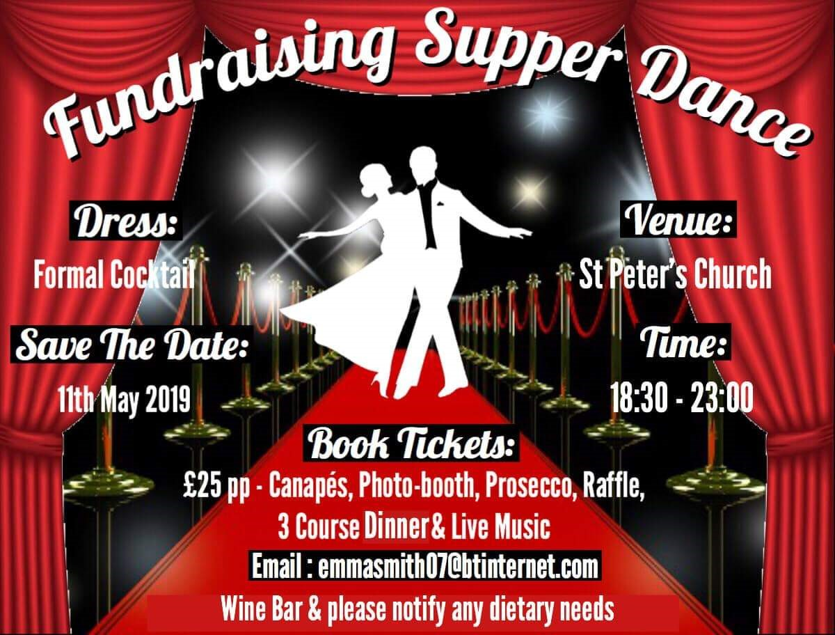 Fundraising Supper Dance
