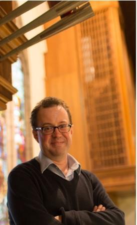 Jonathan Vaughn Organ Recital