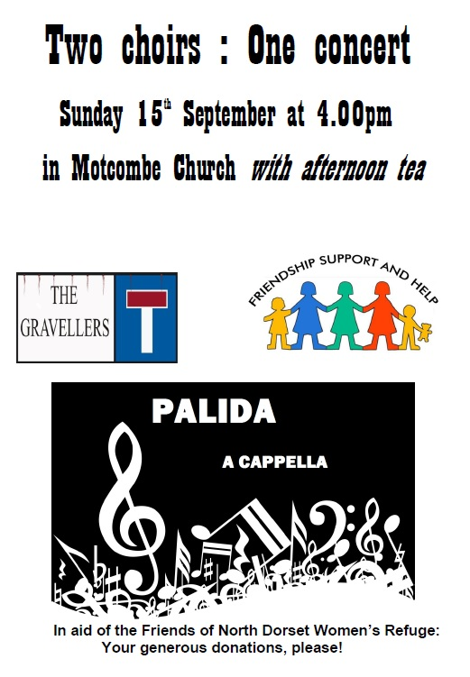 Two Choirs – One Concert!