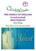 Pew Sheets, Keyring & Prayer Leaflet - 1st December