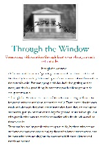 Lent Course: Through the Window