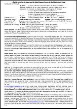 Pew Sheet 21st Jul 2013