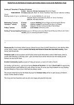 Pew Sheet 29th Dec 2013