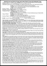 Pew Sheet 16th Mar 2014