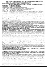 Pew Sheet 6th Apr 2014