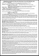 Pew Sheet 13th Apr 2014