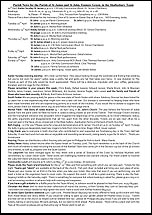 Pew Sheet 20th Apr 2014