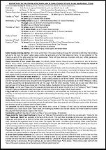 Pew Sheet 20th Apr 2014