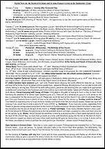 Pew Sheet 1st Jun 2014