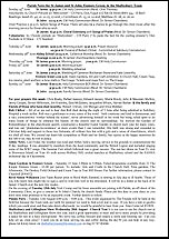 Pew Sheet 15th Jun 2014