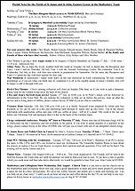 Pew Sheet 29th Jun 2014