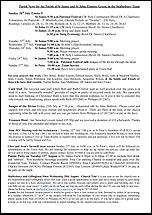 Pew Sheet 20th Jul 2014