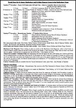 Pew Sheet 2nd Nov 2014