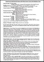 Pew Sheet 14th Dec 2014