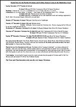 Pew Sheet 21st Dec 2014