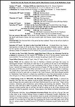 Pew Sheet 17th Apr 2016