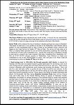 Pew Sheet 24th Apr 2016