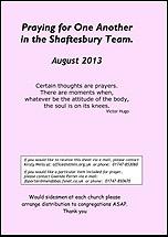 Pew Sheet Aug 2013