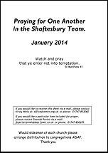 Pew Sheet Jan 2014