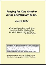 Pew Sheet Mar 2014