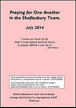 Pew Sheet Jul 2014