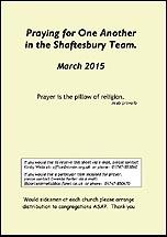 Pew Sheet Mar 2015