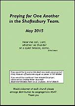 Pew Sheet May 2015