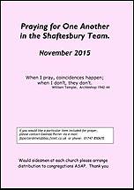 Pew Sheet Nov 2015