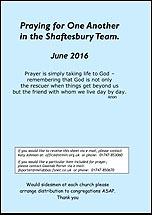 Pew Sheet Jun 2016