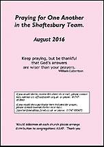 Pew Sheet Aug 2016