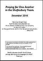 Pew Sheet Dec 2016