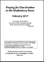 Pew Sheet Feb 2017