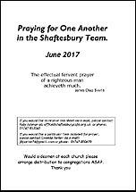 Pew Sheet Jun 2017