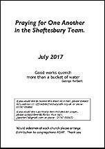 Pew Sheet Jul 2017